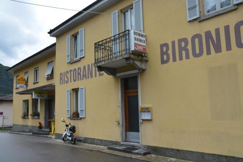 Accommodation in Bironico