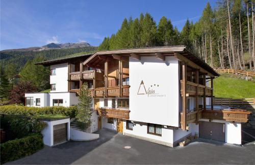 Appartement Alpin Sölden