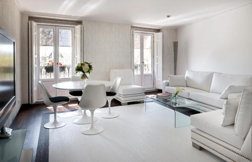 Junior Suite - Einzelnutzung Hospes Puerta de Alcalá 16