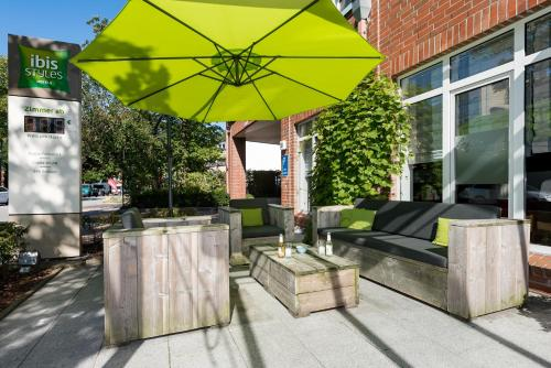 ibis Styles Hamburg Alster City photo 24