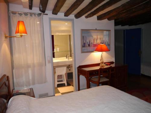 Hôtel les Degrés de Notre Dame room photos