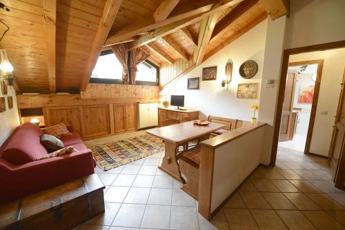 Deliziosa mansarda - Apartment - Ponte di Legno