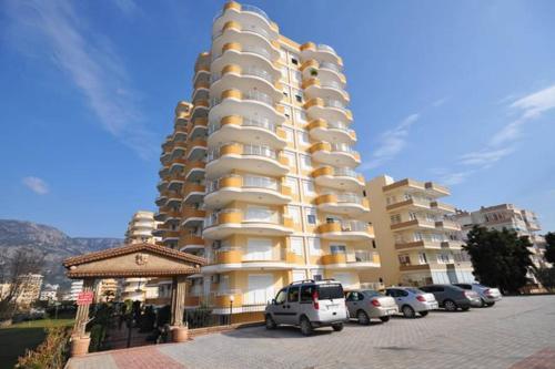 Mahmutlar CEBECI 8 Luxury Apartments 2+1 coastline of sea indirim kuponu