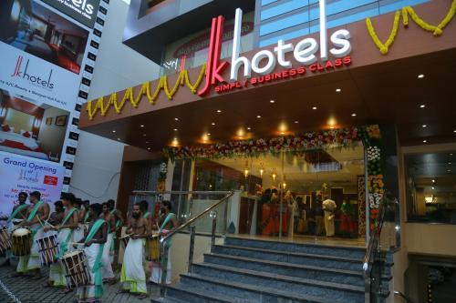 . JK HOTELS