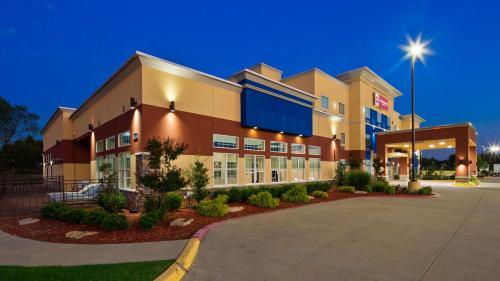. Best Western PLUS Inn of Muskogee