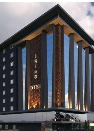 Adıyaman Grand Isias Hotel yol tarifi