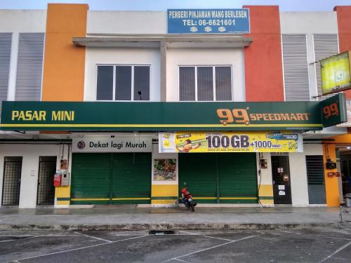 Coral PD Homestay, Port Dickson