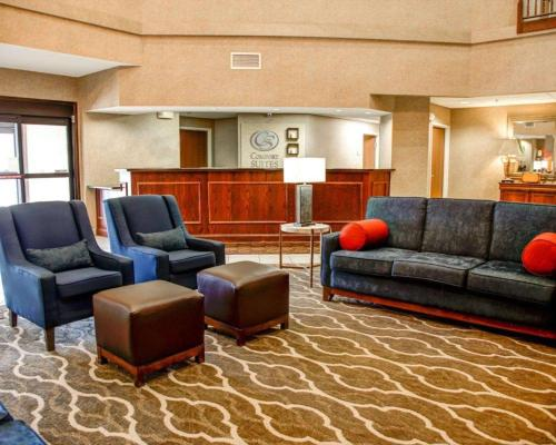 Comfort Suites Gadsden Attalla
