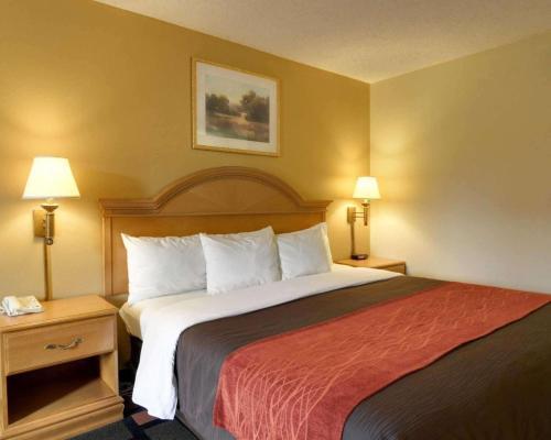 Quality Inn & Suites - Malvern, AR 72104