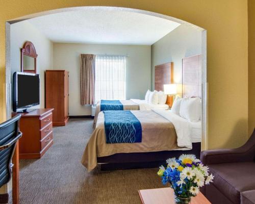 Comfort Inn & Suites El Dorado - El Dorado, AR 71730