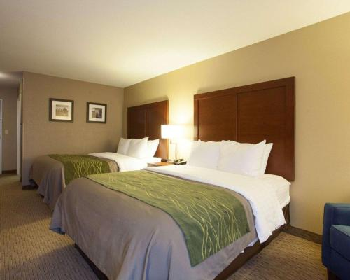 Quality Inn & Suites I-40 East - North Little Rock, AR 72117