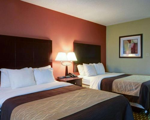 Quality Inn & Suites Pine Bluff - Pine Bluff, AR 71601