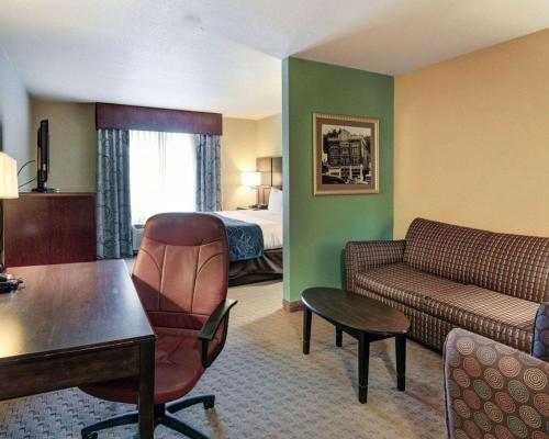 Comfort Suites Near Hot Springs Park - Hot Springs, AR 71913