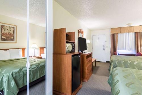 Quality Inn & Suites Alma - Alma, AR 72921