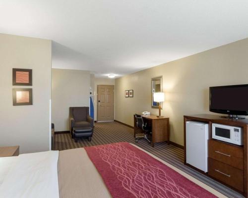 Comfort Inn & Suites Fayetteville - Fayetteville, AR 72704
