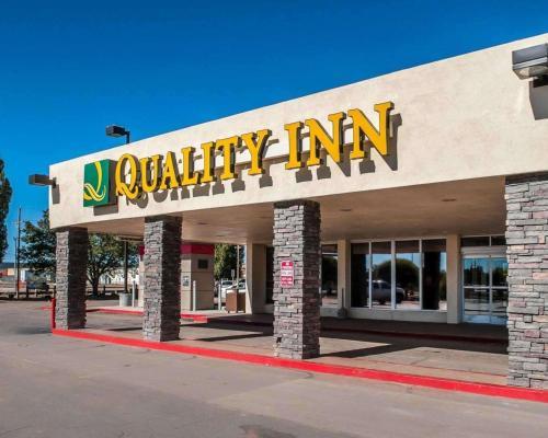 Quality Inn Navajo Nation Capital - Window Rock, AZ 86515
