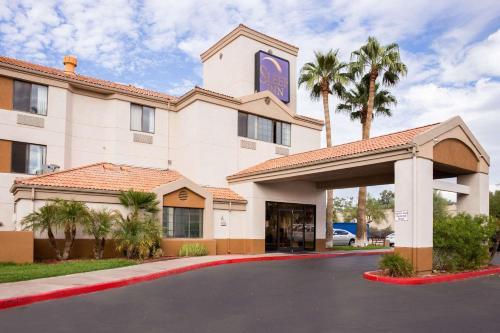 Sleep Inn Phoenix Sky Harbor Airport - Phoenix, AZ AZ 85034