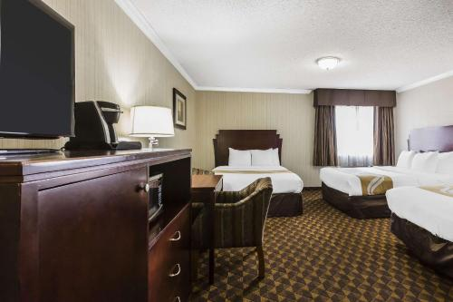 Quality Inn & Suites Los Angeles Airport - LAX - Inglewood, CA CA 90304
