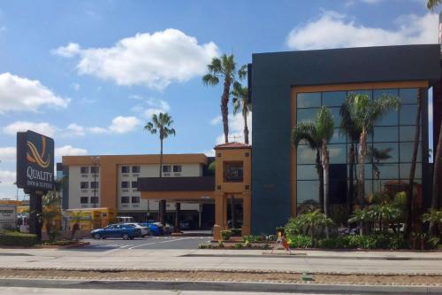 Quality Inn & Suites Los Angeles Airport - LAX