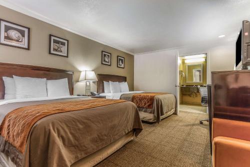 Comfort Inn Santa Cruz - Santa Cruz, CA 95060