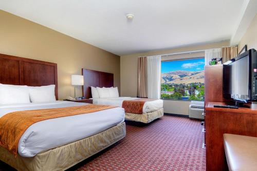 Comfort Inn Silicon Valley East - Fremont, CA 94538