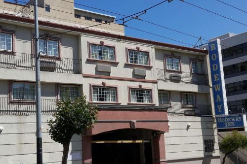 Rodeway Inn Civic Center - San Francisco, CA CA 94109