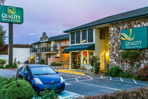 Quality Inn & Suites Santa Clara impression