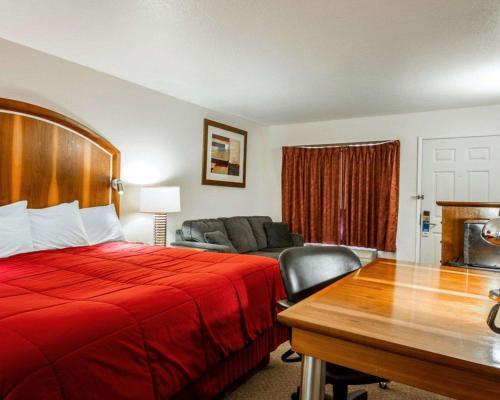 Rodeway Inn Eureka - Eureka, CA 95501