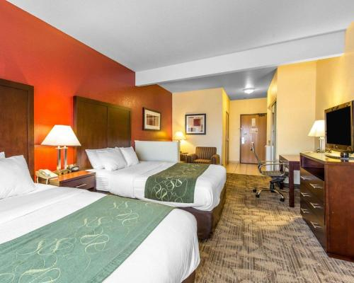 Comfort Suites Palm Desert I-10 фотографии номера