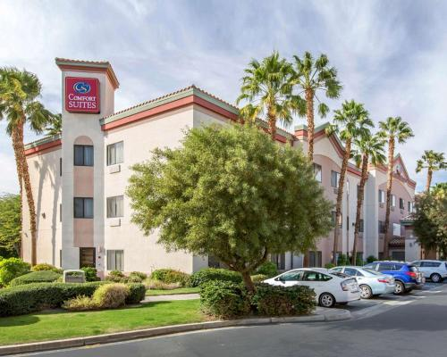 Comfort Suites Palm Desert I-10
