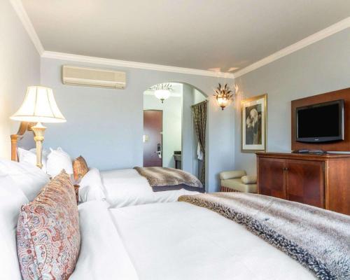 Villa Montes Hotel Ascend Hotel Collection - San Bruno, CA CA 94066