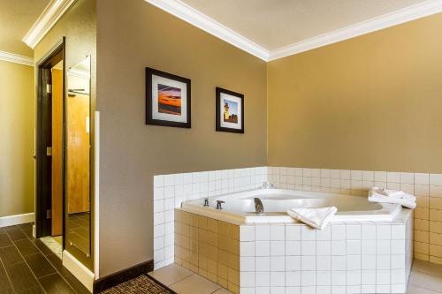 Comfort Inn & Suites Redwood Country - Fortuna, CA 95540