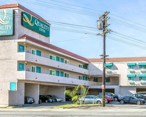 Quality Inn Burbank Airport - Hotel - Burbank