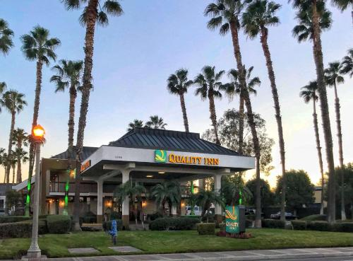. Quality Inn Riverside near UCR and Downtown
