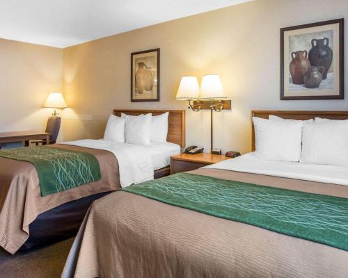 . Quality Inn Lone Pine near Mount Whitney