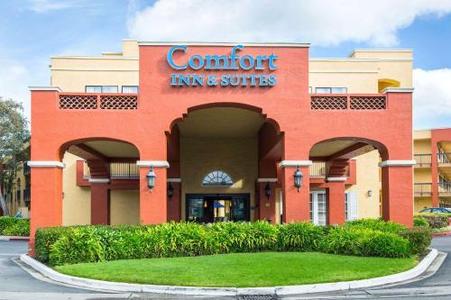 Comfort Inn&Suites San Francisco Airport North - Hotel - South San Francisco