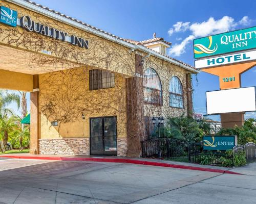 Quality Inn Hemet - San Jacinto - Hemet, CA 92543
