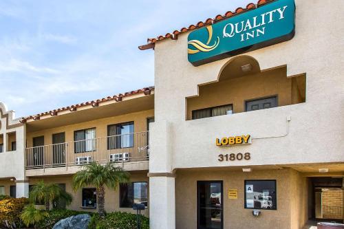 Quality Inn Lake Elsinore - Lake Elsinore, CA 92530
