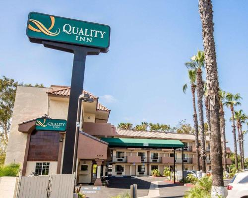 Quality Inn San Diego I-5 Naval Base - San Diego, CA 92113