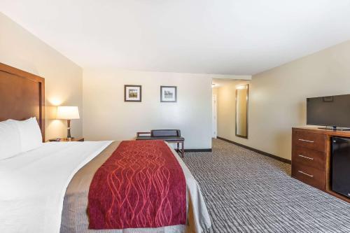 Comfort Inn Pomona Near FairPlex - Pomona, CA CA 91766