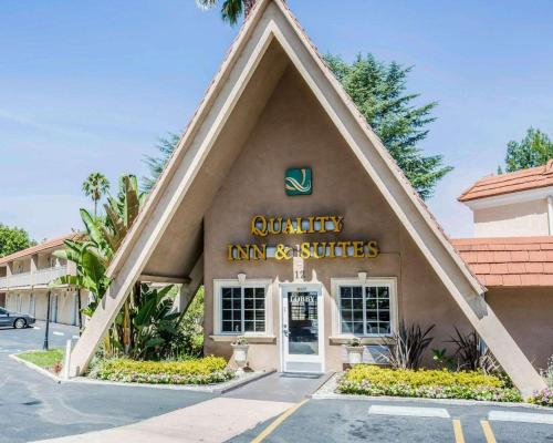 Quality Inn & Suites Thousand Oaks - US101