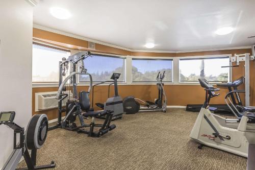 Comfort Inn Sunnyvale - Silicon Valley - Sunnyvale, CA 94089