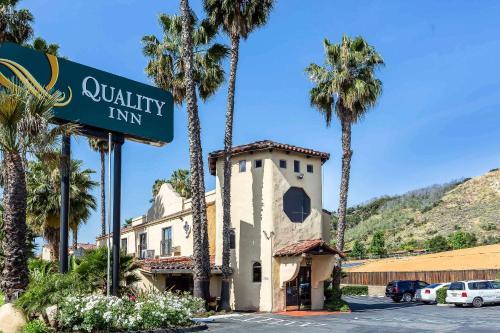 Quality Inn Fallbrook - Hotel