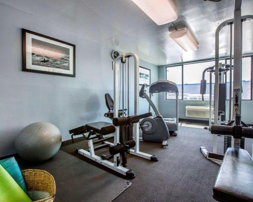 Quality Inn & Suites Montebello - Los Angeles - Cudahy, CA CA 90640