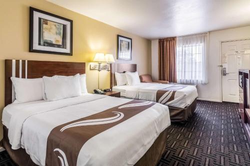 Quality Inn Fresno Near University - Fresno, CA 93710
