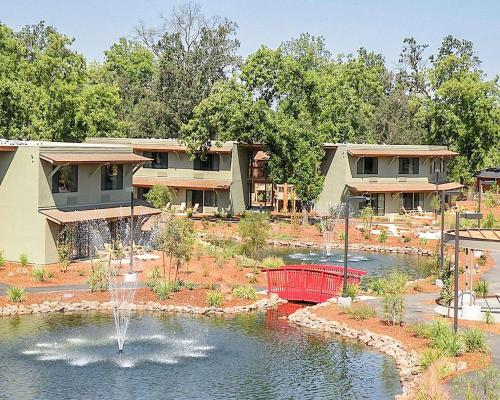 Gaia Hotel & Spa Redding Ascend Hotel Collection - Anderson, CA CA 96007