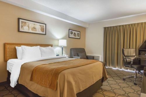 Comfort Inn Moncton Magnetic Hill - Hotel - Moncton