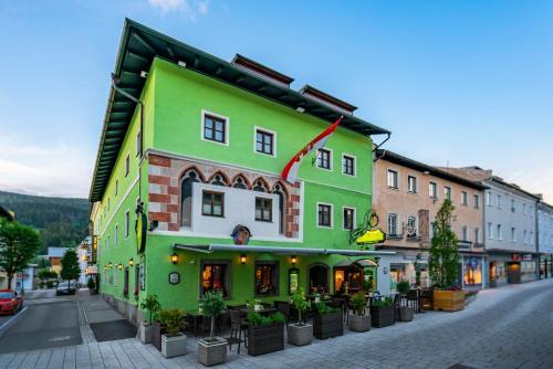 Hotel Gasthof Brüggler - Radstadt