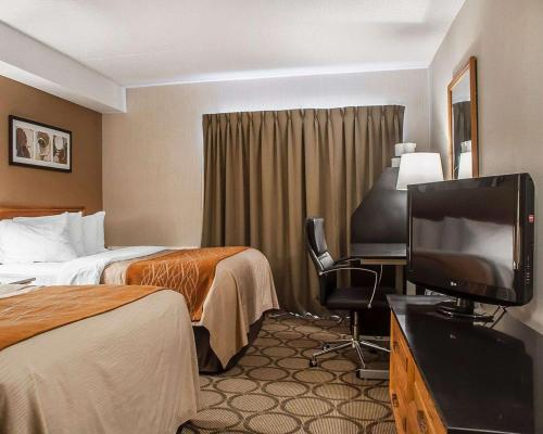 Comfort Inn Orillia Foto principal