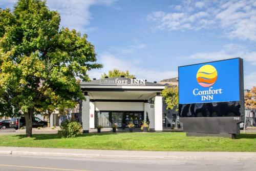 Comfort Inn Montreal Airport - Hotel - Pointe-Claire